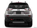 2019 Jeep Cherokee Trailhawk Elite, low/wide rear.