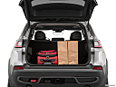 2019 Jeep Cherokee Trailhawk Elite, trunk props.