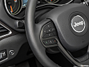 2019 Jeep Cherokee Trailhawk Elite, steering wheel controls (left side)