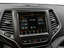 2019 Jeep Cherokee Trailhawk Elite, heated seats control