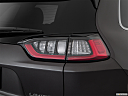 2019 Jeep Cherokee Limited, passenger side taillight.