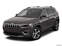 2019 Jeep Cherokee Limited, front angle view.