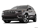 2019 Jeep Cherokee Limited, front angle view, low wide perspective.