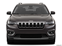 2019 Jeep Cherokee Limited, low/wide front.