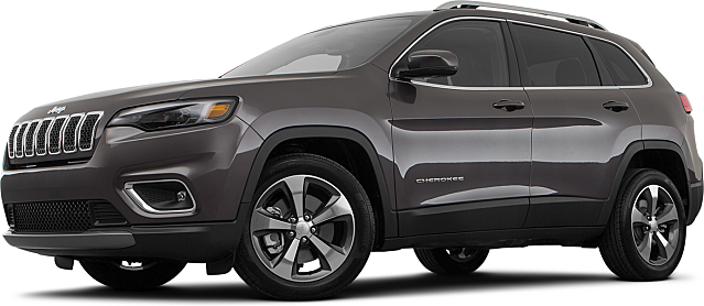 2019 Jeep Cherokee Latitude Plus at Mac Haik Dodge Chrysler Jeep of Houston, TX