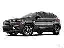 2019 Jeep Cherokee Limited, low/wide front 5/8.