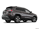 2019 Jeep Cherokee Limited, low/wide rear 5/8.