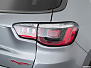2019 Jeep Compass Trailhawk, passenger side taillight.