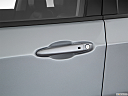 2019 Jeep Compass Trailhawk, drivers side door handle.