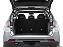 2019 Jeep Compass Trailhawk, trunk open.