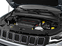 2019 Jeep Compass Trailhawk, engine.
