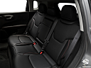 2019 Jeep Compass Trailhawk, rear seats from drivers side.