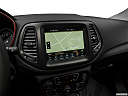 2019 Jeep Compass Trailhawk, driver position view of navigation system.