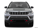 2019 Jeep Compass Trailhawk, low/wide front.