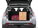 2019 Jeep Compass Trailhawk, trunk props.