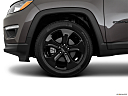 2019 Jeep Compass Altitude, front drivers side wheel at profile.