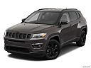 2019 Jeep Compass Altitude, front angle view.