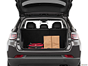2019 Jeep Compass Altitude, trunk props.