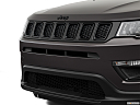 2019 Jeep Compass Altitude, close up of grill.