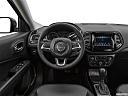 2019 Jeep Compass Altitude, steering wheel/center console.