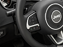 2019 Jeep Compass Altitude, steering wheel controls (left side)