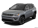 2019 Jeep Compass Limited, front angle view.