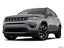 2019 Jeep Compass Limited, front angle view, low wide perspective.