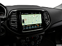 2019 Jeep Compass Limited, driver position view of navigation system.