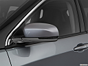 2019 Jeep Compass Limited, driver's side mirror, 3_4 rear