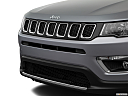 2019 Jeep Compass Limited, close up of grill.