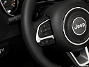 2019 Jeep Compass Limited, steering wheel controls (left side)