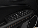 2019 Jeep Compass Sport, driver's side inside window controls.