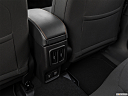 2019 Jeep Compass Sport, rear a/c controls.