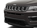 2019 Jeep Compass Sport, close up of grill.