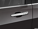 2019 Jeep Grand Cherokee Overland, drivers side door handle.