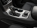 2019 Jeep Grand Cherokee Overland, gear shifter/center console.