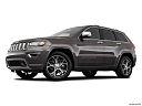 2019 Jeep Grand Cherokee Overland, low/wide front 5/8.
