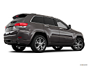 2019 Jeep Grand Cherokee Overland, low/wide rear 5/8.