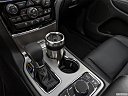 2019 Jeep Grand Cherokee Overland, cup holder prop (primary).