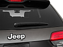 2019 Jeep Grand Cherokee Overland, rear window wiper