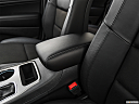 2019 Jeep Grand Cherokee Laredo E, front center console with closed lid, from driver's side looking down