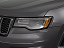 2019 Jeep Grand Cherokee Trailhawk, drivers side headlight.