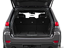 2019 Jeep Grand Cherokee Trailhawk, trunk open.