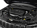 2019 Jeep Grand Cherokee Trailhawk, engine.