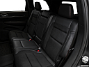 2019 Jeep Grand Cherokee Trailhawk, rear seats from drivers side.