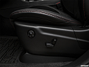 2019 Jeep Grand Cherokee Trailhawk, seat adjustment controllers.
