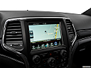 2019 Jeep Grand Cherokee Trailhawk, driver position view of navigation system.