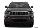 2019 Jeep Grand Cherokee Trailhawk, low/wide front.