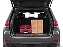 2019 Jeep Grand Cherokee Trailhawk, trunk props.