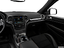 2019 Jeep Grand Cherokee Trailhawk, center console/passenger side.